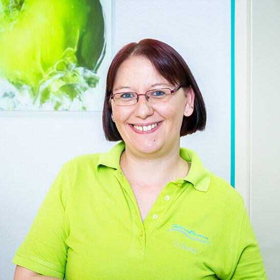 Sandra Eichler - Zahnmedizinische Fachangestellte