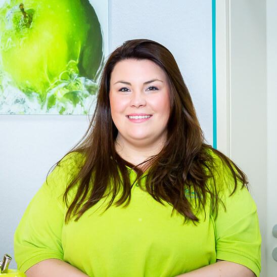 Stefanie Eschenberg - Zahnmedizinische Fachangestellte