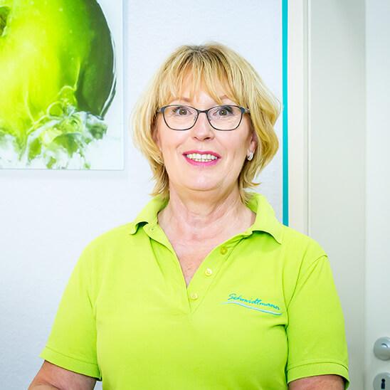 Gabriele Koeneke - Zahnmedizinische Fachangestellte/Prophylaxeassistentin